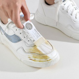 Aihogard guma Stain Eraser Cleaner gąbka do usuwania silnych zanieczyszczeń zestaw do czyszczenia zamszu Cleaner białe buty Boot