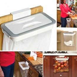 Akcesoria kuchenne torby do przechowywania śmieci szafka kuchenna kuchnia łazienka wiszące uchwyty śmieci zabawki dostawy pojemn