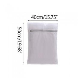 Pogrubienie drobna siatka bielizna worek na pranie biustonosz bielizna projektant myjnia torba zestaw prać w pralce netto torba