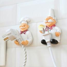 Kabel hak wieszak uchwyt organizator przewód zasilający stojak do przechowywania półki szefa kuchni konstrukcja do montażu na śc