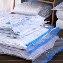 Wygoda w domu torby do przechowywania próżniowego Organizer na ubrania przezroczyste uszczelnienie organizera skompresowane oszc