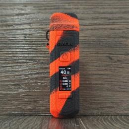Pokrowiec na teksturę do zestawu SMOK RPM40 Pod Vape ochronna silikonowa skóra pokrowiec ModShield Wrap żel do SMOKTECH RPM 40