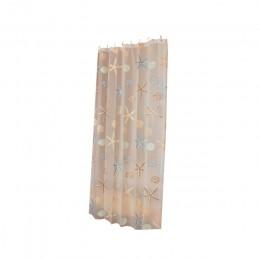 EHOMEBUY nowoczesna zasłona prysznicowa rozgwiazda partycji świeży nadmorski styl wodoodporna pleśń PEVA zasłona do łazienki pry