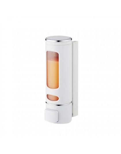 400ML 800ML dozownik do mydła przezroczysty dozownik do mydła w płynie plastikowy dozownik do mydła i butelka do łazienki w kuch