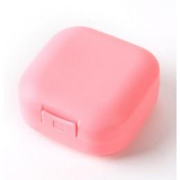 2019 nowe Protable mydło podróżne pojemnik na naczynia mydelniczka pojemnik na mydło do kąpieli naczynia akcesoria łazienkowe du