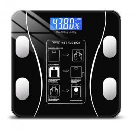Pan Pan da inteligentny korpus wagi waga elektroniczna powiedział małe gospodarstwo domowe kobiece ciało utrata tłuszczu dieta p