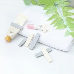 3 sztuk/zestaw instrukcja pasta do zębów wyciskacz wycisnąć pasta do zębów Tube dozownik pasta do zębów klip kosmetyki...