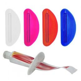 Sexy gorąca usta pocałunek pasta do zębów krem wyciskacz zabawa usta plastikowy ząb dozownik dozownik do tubek łazienkowych zwij