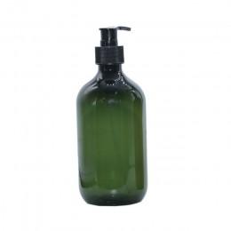 500ml dozownik do mydła butelki kuchnia kosmetyki butelka na szampon żel do mycia ciała balsam butelka z płynem do dezynfekcji r