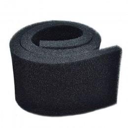 50cm x 50cm x 2cm czarny pianka filtracyjna akwarium filtr biochemiczny gąbka uszczelniająca Skimmer długi czas użytkowania gąbk