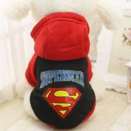 XS-2XL miękkie bawełniane płaszcze dla psów kurtki zimowe ubrania dla psów mały płaszcz dla szczeniaka ubrania dla zwierząt domo
