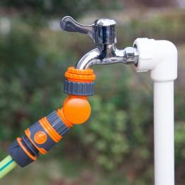 Szybkie złącze obrotowy rozdzielacz wody z kranu nawadnianie rolnictwo szybkie złącza wody zawór sterujący wodą 1/2 cala 3/4 cal