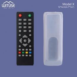WITUSE silikonowy silikonowy pokrowiec na mi apple TV Hisense Konka Haier TV klimatyzator zdalne sterowanie sprzedaż wyprzedane