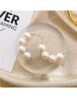 MENGJIQIAO 2018 nowy modny wiele stylów zroszony imitacja perły spadek kolczyki dla kobiet śliczne Bowknot koło Pendientes Mujer