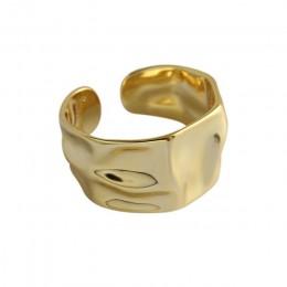 XIYANIKE 925 srebro obrączki dla kobiet para Trendy nieregularne geometryczne ręcznie robiona biżuteria walentynki prezenty