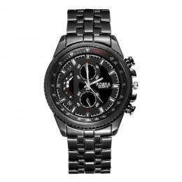 Moda zegarek męskie zegarki Top marka luksusowy zegarek męski biznes zegarek męski Hodinky Relogio Masculino Relojes Hombre 2019