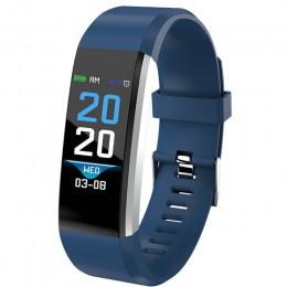 Nowy ID115 Plus zegarki dla dzieci dzieci LED cyfrowy zegarek sportowy dla biegacza dla chłopców dziewcząt mężczyzna kobiet elek