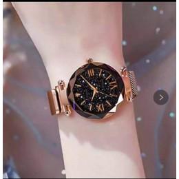 2019 luksusowe kobiety zegarki magnetyczne Starry Sky panie zegarek kwarcowy zegarek sukienka kobieta zegar relogio feminino dar