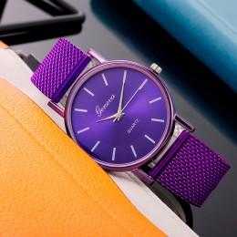 Gorący sprzedawanie genewa damski Casual silikonowy pasek kwarcowy zegarek Top marka dziewczyny zegarek z paskiem zegarek kobiet