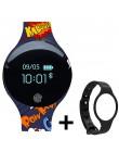 Moda Sport Watch dzieci zegarki dla dzieci dla dziewczynek chłopcy elektroniczny cyfrowy zegarek led dziecko zegar na rękę preze