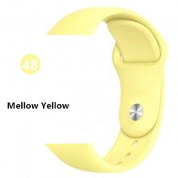Pasek do zegarka apple 5 pasek 44mm 40mm iwatch pasek 42mm 38mm Sport pasek silikonowy do bransoletki zegarek apple 5 4 3 2 1 ak