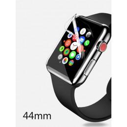 Pokrowiec na zegarek do Apple Watch 5 4 3 2 1 pokrowiec na pasek 42mm 38mm ochraniacz ekranu 40mm 44mm do iWatch 4 Series 5 1/2/
