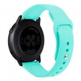 Silikonowy oryginalny zegarek sportowy do zegarka Galaxy aktywny pasek do smartwatcha do Samsung Galaxy wymiana zegarków nowy pa