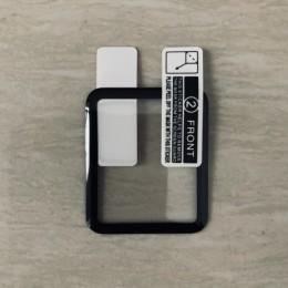 Pełna obudowa ochronna folia do apple zegarek od 5 do 40mm 44mm Screen Protector dla iWatch serii 1/2/3/4 38mm 42mm (nie szkło)