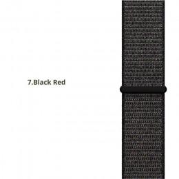 Nylonowy pasek 20mm 22MM dla Amazfit Bip pasek do Smart watcha pętli nylonowej tkania dla Amazfit Bip tempo pasek do zegarka bra