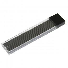 20 sztuk/pudło promocja sprzedaży plastikowy ołówek automatyczny Box 2.0mm grafitowy ołów 2B ołówek automatyczny wkład