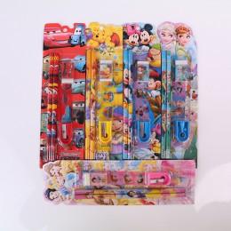 Kreatywny papiernicze pięcioczęściowy zestaw papeterii dla dzieci przedszkole prezent urodzinowy Student upominek promocyjny hur