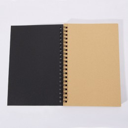 Szkicownik pamiętnik rysunek malowanie Graffiti mały 12*18 cm miękka okładka notes z gładkimi kartkami Memo Pad szkolne biuro kl