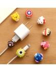10 sztuk kolorowe cute cartoon styl drutu, aby zapobiec zepsuty klip biurowe materiały biurowe dla uczniów prezenty diy wysokiej