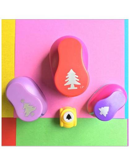 4 sztuk/zestaw rękodzieło i narzędzie do wycinanek dziurkacz do papieru do dekoracji zdjęć dekoracje DIY karta podarunkowa stemp
