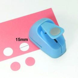 """1pc 3 """"2"""" 1.5 """"1"""" kształt okręgu dziurkacz ręczny otwór gilotyna do papieru Scrapbooking szkoła dziurkacz do papieru dziurkacz e"""