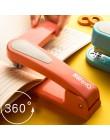 360 obrót Heavy Duty zszywacz skorzystaj z 24/6 zszywki bez wysiłku długi zszywacz szkolne, zszywacz, biuro, wyposażenie introli
