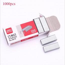 1 opakowanie/1000 szt. Zszywki 10  zszyte biuro minimalnie inwazyjne szwy