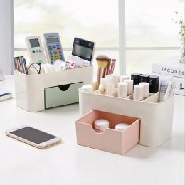 Wielowarstwowe przechowywanie półka z tworzywa sztucznego biurko uchwyty na długopisy materiały biurkowe organizery biurko Oraga