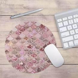 Mermaid podkład na biurko jakości organizator na biurko szkolne wysokiej jakości skala myszy biurko narzędzia biurko zestaw akce