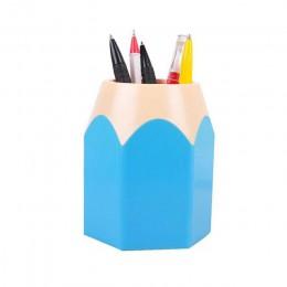 Feniores Makeup muśnięcie wazon naczynie na kredki obsadka do pióra biurowe przechowywanie obsadka do pióra organizer na biurko