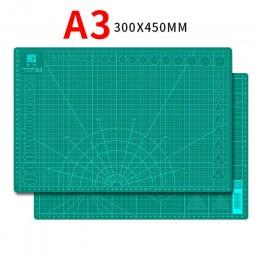A3 A4 A5 mata do cięcia z pcv Pad Patchwork Cut Pad A3 Patchwork narzędzia ręczne narzędzie do majsterkowania deska do krojenia