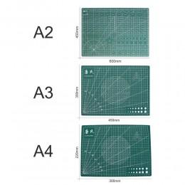 A2/A3/A4/A5 dwustronna mata do cięcia z pcv trwałe samoleczenie Cut Pad Patchwork narzędzia akcesoria do robótek ręcznych diy pł