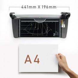 Przenośny Alloy A4 A3 Precision gilotyna do papieru Photo trymery album do scrapbookingu diy Cut Tools mata do cięcia deska domo