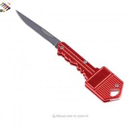 Wielofunkcyjny brelok nóż nożyk do listów nóż składany przenośny mini kluczyk nóż kreatywny prezent