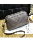 2020 wysokiej jakości torebki damskie luksusowe torba miękka torba na ramię ze skóry pu moda damska Crossbody torby kobieta Bols