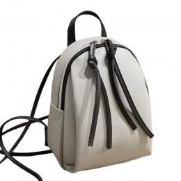 2020 nowa dama mały plecak kobiety skórzana torba na ramię wielofunkcyjne mini plecaki kobieta szkoła bagpack torba dla nastolet