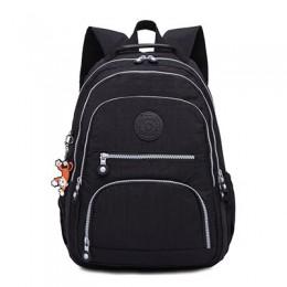 TEGAOTE plecak szkolny dla nastoletnich dziewcząt Bolsa Mochila Feminina plecak na laptopa z nylonu plecak podróżny dla dzieci 2