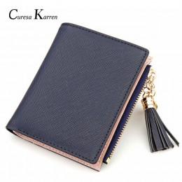 Nowe gorące panie dorywczo proste moda skórzany portfel tassel miłość dekoracji słodkie wielofunkcyjny portfel darmowa wysyłka k