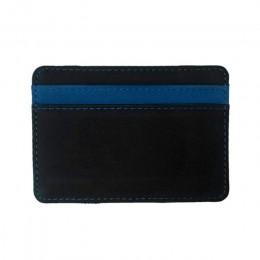 2020 nowy marka męska magiczny skórzany portfel pieniądze klipy cienkie sprzęgło etui na kartę komunikacji miejskiej dla kobiet