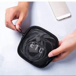 UOSC kosmetyczka podróżna kobiety Zipper makijaż przezroczysta torba na kosmetyki Organizer pokrowiec kosmetyczka zestaw kosmety